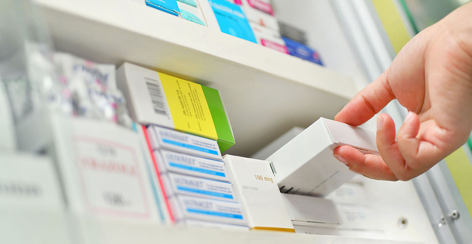 Rowa Vmax automates medication storage
