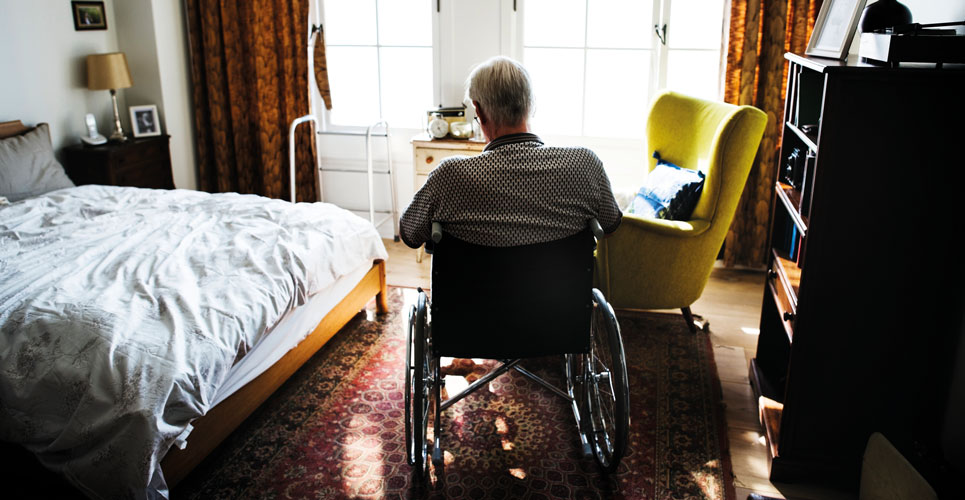 Optimising medicines  for the frail older person