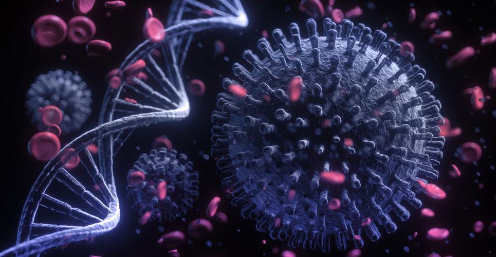 mutations in COVID