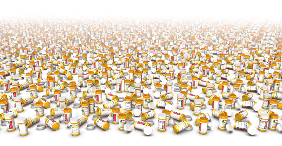 Co-treatment with opiates and benzodiazepines  increases mortality risk