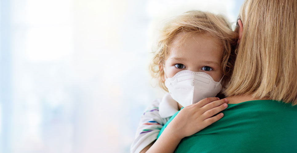 Study shows only 25% of children infected with COVID-19 displayed classic symptoms
