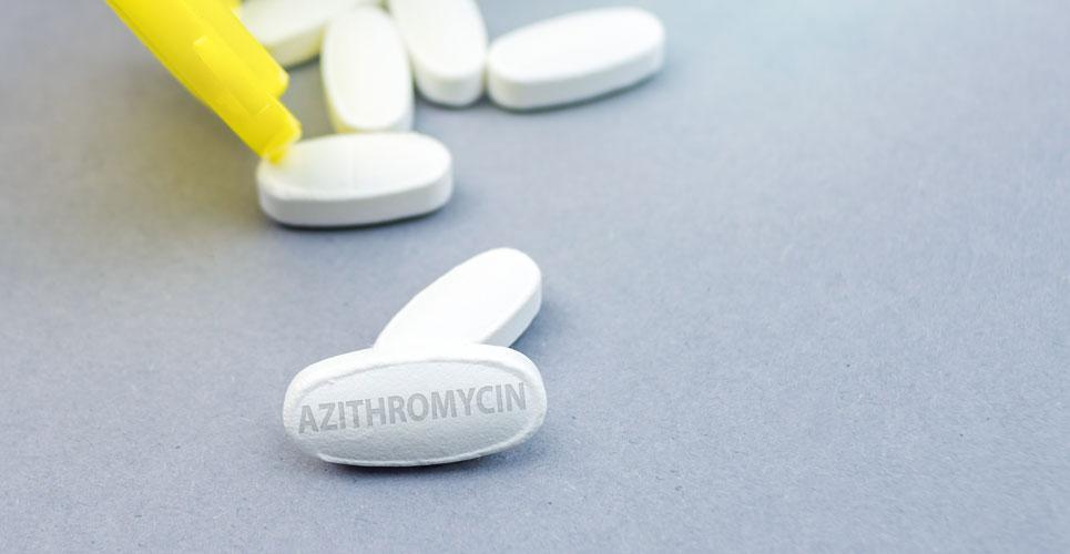 azithromycin covid