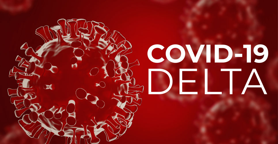 COVID Delta variant viral load similar in vaccinated and unvaccinated