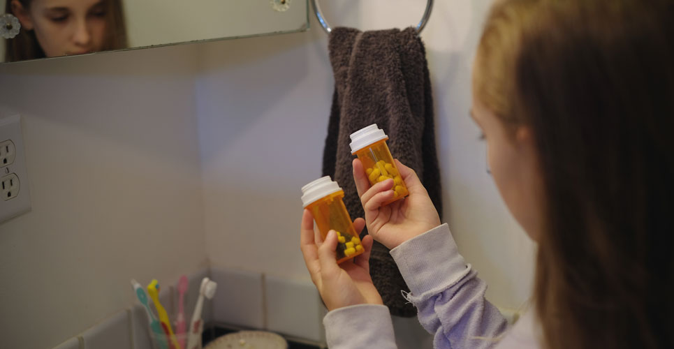 Nearly half of paediatric opioid prescriptions high risk