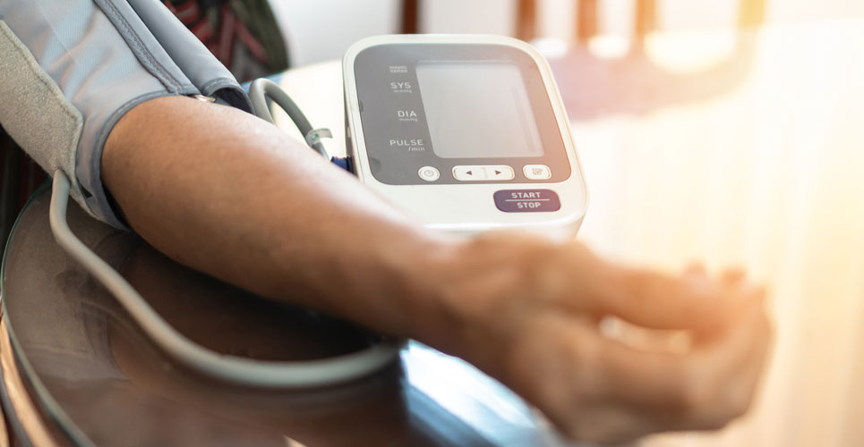 Intensive control of elderly blood pressure reduces cardiovascular outcomes
