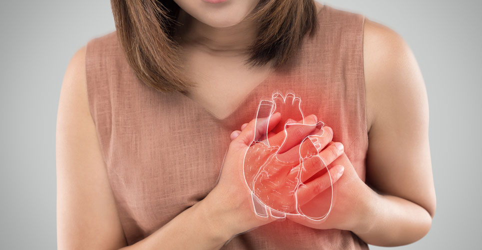Non-traditional risk factors and heart disease