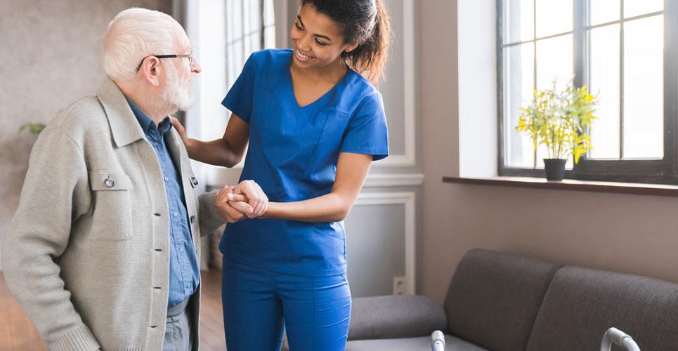 nurse-led palliative care